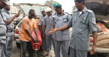 FOU Ikeja impounds N40m Contraband in 12 days