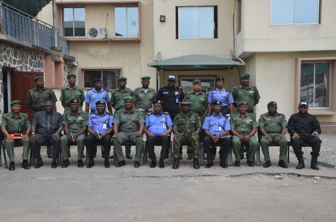 Boosting Community Policing: Police Zone 2 AIG visits Army GOC