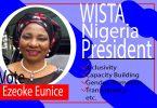 WISTA Nigeria: NPA's Ezeoke emerges President