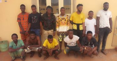 Pandemonium as Cultists battle for supremacy, in Ijora, Ikorodu; 17 arrested