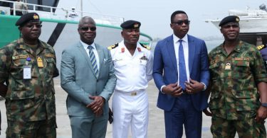 PIRACY: Navy, NIMASA receive Special Mission Vessels for total war