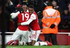 Lacazette ends goal drought as Arsenal crush Newcastle United 4-0