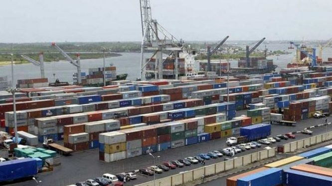 NRC resumes freight services to port, removes 38-40-feet containers