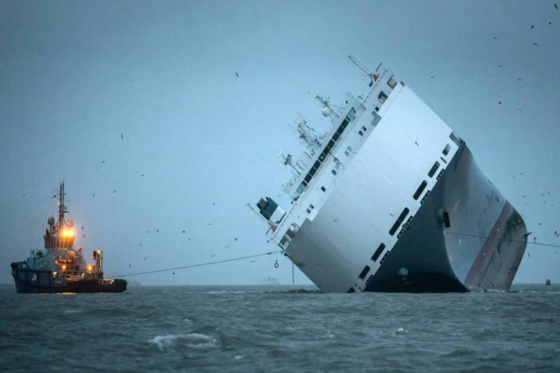 3 seamen die, 3 missing following sinking of Cargo ship in China