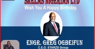 OGBEIFUN: Shittu Joins Global community in Birthday Felicitations!
