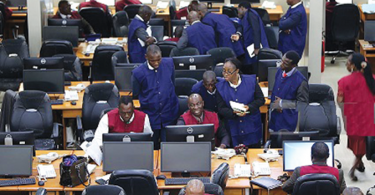 Profit taking: NSE resumes week with N40bn loss