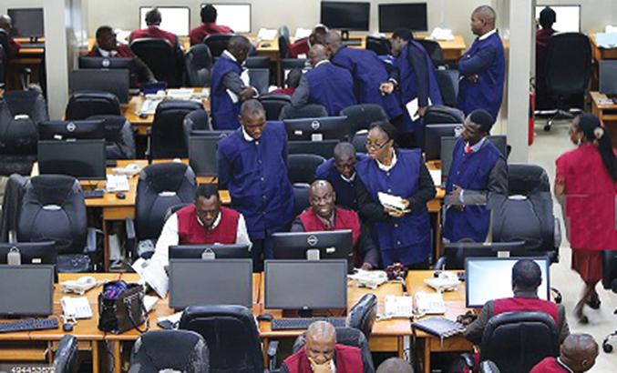 NSE: WEMA Bank, NEM Insurance lead Losers, as stock market advances by N106bn