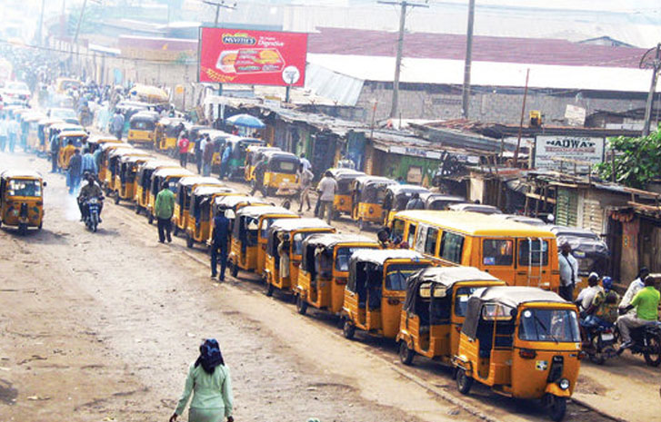TRICYCLE: Dealers lament poor patronage