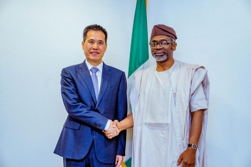 Gbajabiamila seeks China's support to end insecurity