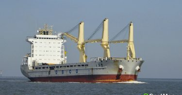 COSCO cargo ship under search, after 'missile-like' machinery spotted, in India