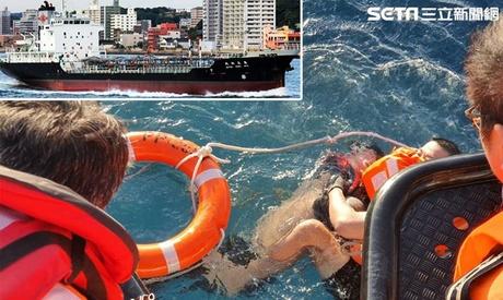 Horrific mortal accident: Seaman Ladder rope chops off tanker Seaman's hands