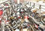 LAGOS impounds 188 motorcycles, 78 tricycles, within the first 24 hours