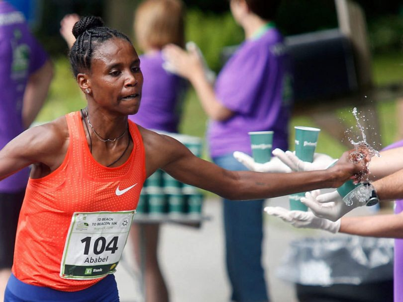 Athletics: Ethiopia's Yeshaneh smashes half marathon world record by 20 seconds