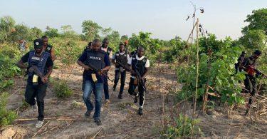 Police invade terrorists' camp in Kaduna, kill 250 suspected bandits
