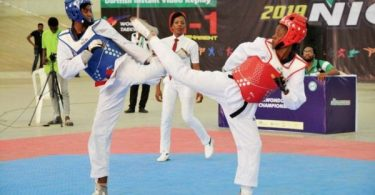 Taekwondo: Team Nigeria assures of picking Tokyo Olympics tickets in Morocco