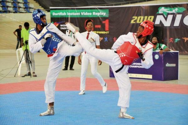 Taekwondo: Team Nigeria assures of picking Tokyo Olympics tickets in Morocco