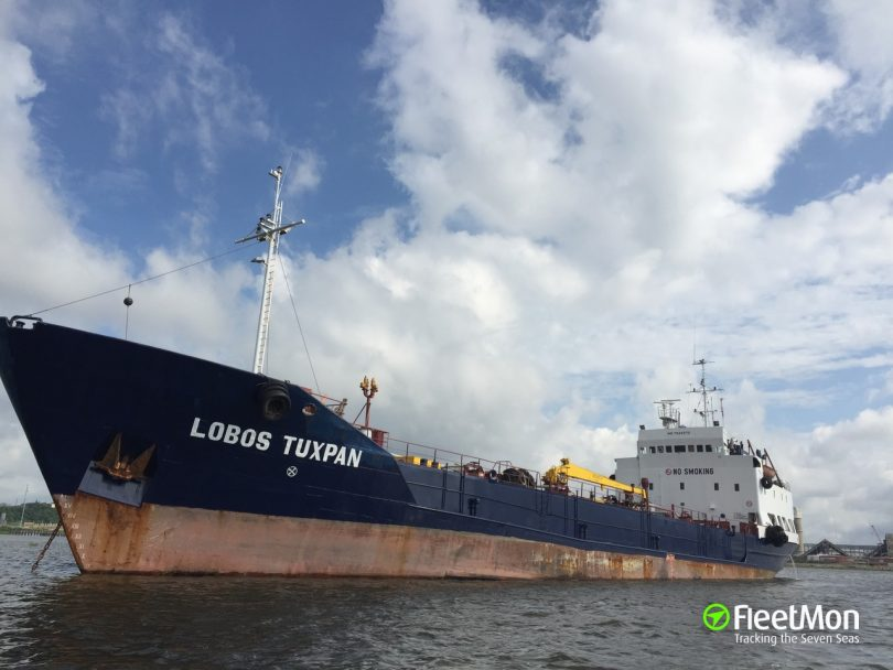 Tanker attacked, Master killed, Venezuela