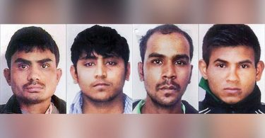 4 men executed in India for 2012 Delhi gang rape, murder
