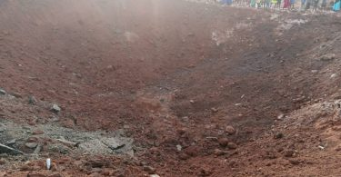 Truck carrying dynamite explodes in Akure, destroys church, houses