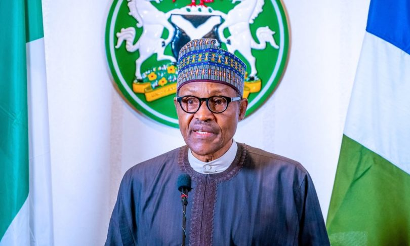 What President Buhari told Nigerians on April 13th