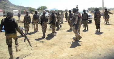 Military neutralises several terrorists, destroys their logistics facilities in Sambisa forest
