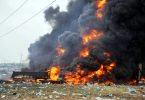 17 die, 25 injured in Abule-Ado pipeline explosion- LASEMA