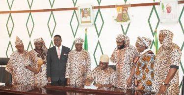 Gov. Makinde signs Amotekun bill into law