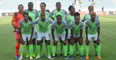 FIFA Women's Ranking: Nigeria now first in Africa