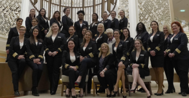 Celebrity Edge Sets Sail with First All-Female Cruise Crew