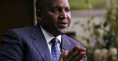Dangote Group pays N500,000 to each family of students killed in crash