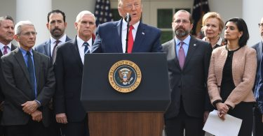 Trump declares national emergency over COVID-19