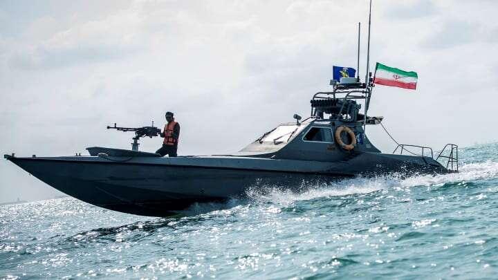 Trump instructs US Navy: 'Shoot down' Iran gunboats that 'harass' American ships
