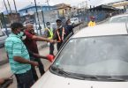 LASG impounds 20 vehicles over lockdown violation