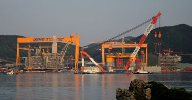Japan's shipbuilding dispute with South Korea rages at WTO