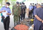 Rivers Police on trail of Isiokpo Kidnapper, uncover cache of arms