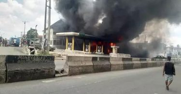 NNPC filling station inferno claims 30 vehicles – LASEMA