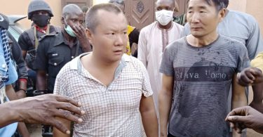 DIGGING DEEP: 2 Chinese nabbed over illegal mining activities in Zamfara village