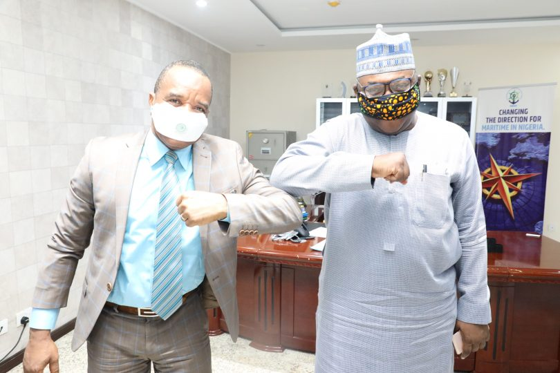 COVID-19: NIMASA, Shippers' Council in seamless collaboration to sustain Shipping, discourage spread