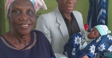 LUTH delivers 68-year-old woman of twins