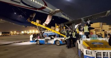 COVID-19: Air Peace delivers 2nd batch of medical supplies, personnel from China