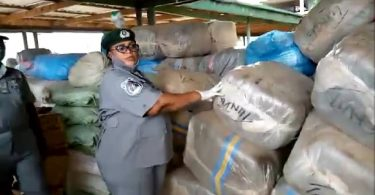 Customs intercepts 1,400 bags of fertilizer, generates N40bn in Oyo/Osun