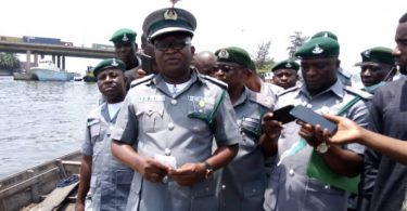 N1.2b: Customs in largest Single hemp Seizure on Lagos waters