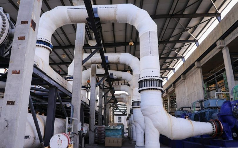 Israel's IDE Technology beats out China-based firm's desalinization plant tender