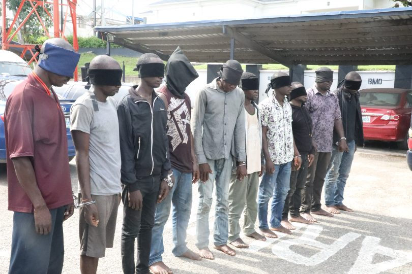 Nigeria to Prosecute 10 newly arrested Pirates under SPOMO Act