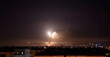 Report: Six Iranian militiamen killed in alleged Israeli airstrike in Syria