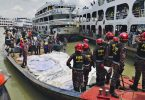 32 drown, following passenger ferry mishap in Bangladeshi river