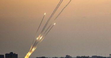 Gaza rocket strikes southern Israel; IDF retaliates against Hamas targets