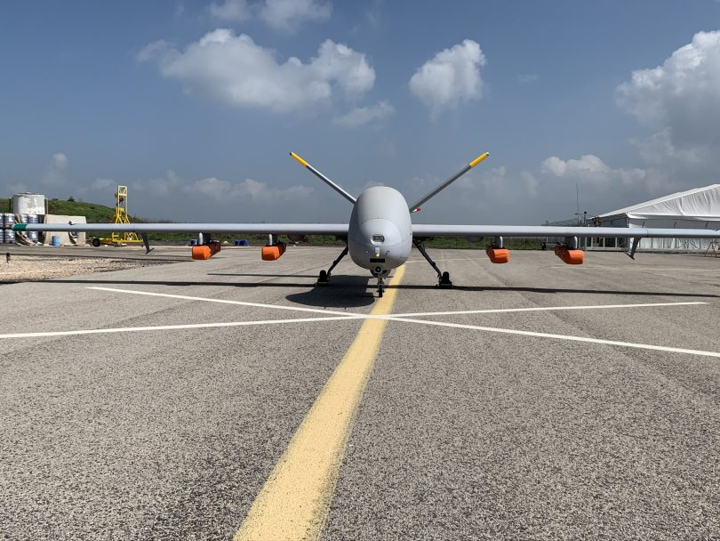 Stranded at sea? A high-tech Israeli drone can save the day