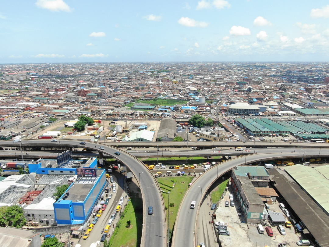 Presidential Task Team: Drone's pictorial evidence of a tamed gridlock