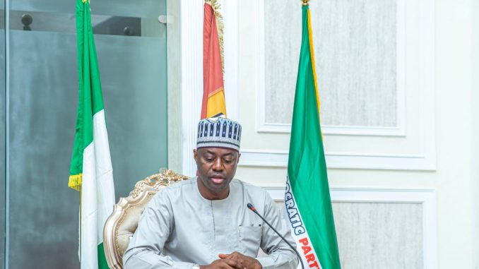 3 Oyo exco members test positive for COVID-19, says Makinde